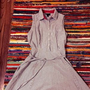 Cynthia Rowley Seersucker Dress